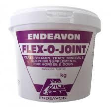 Endeavon Flex O Joint Supplement Blue Steel Equestrian